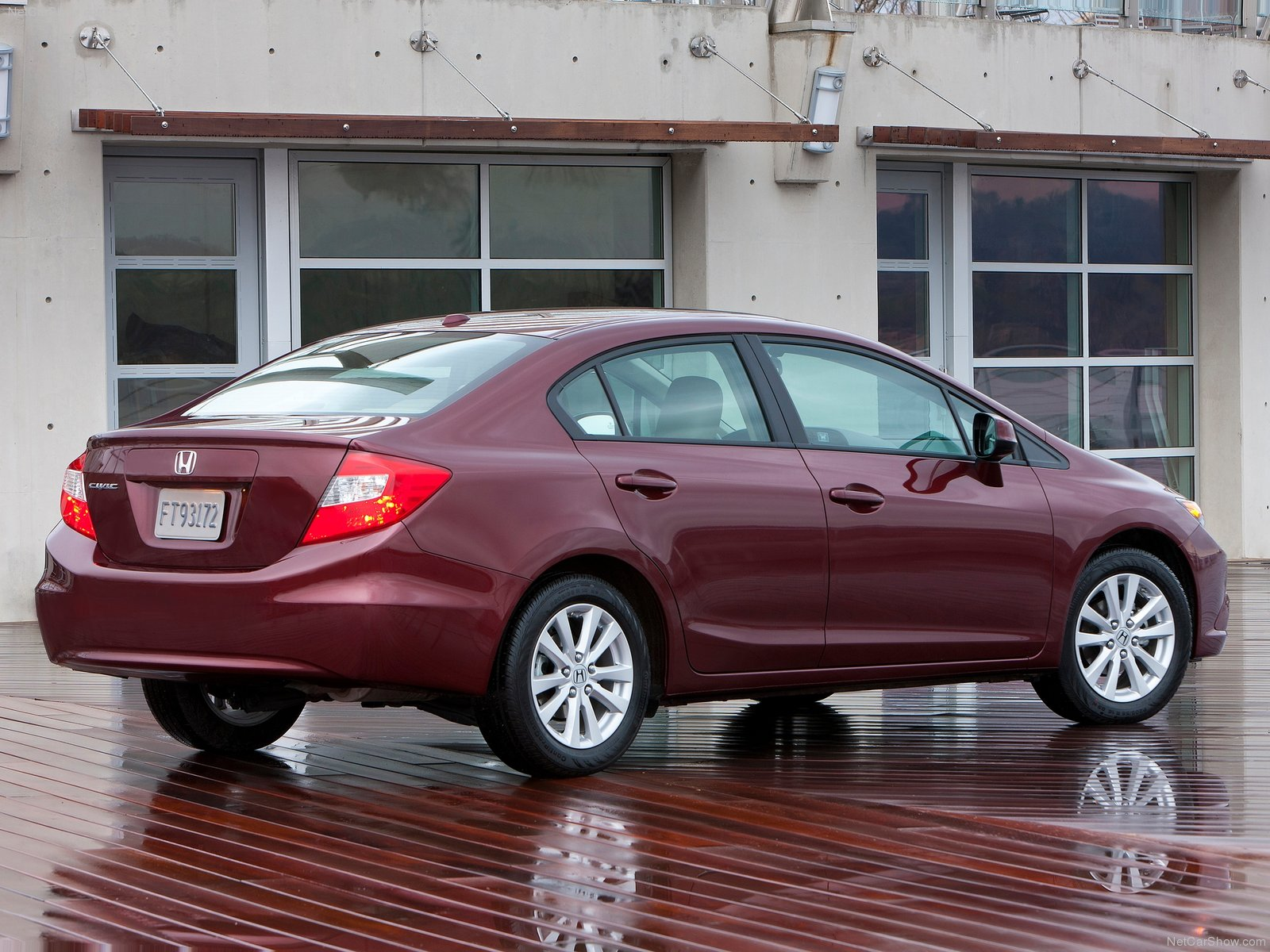 Honda Civic Sedan 2012
